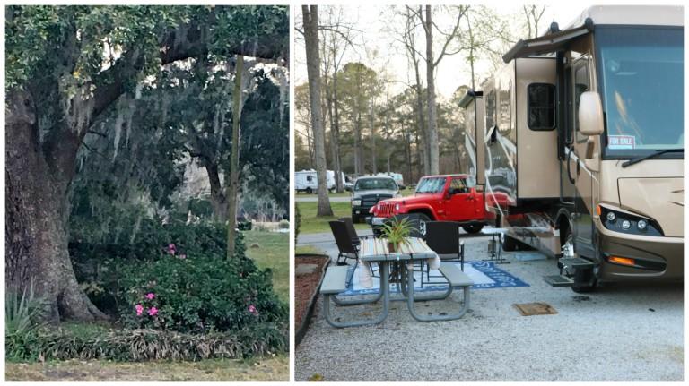 charlotte campground