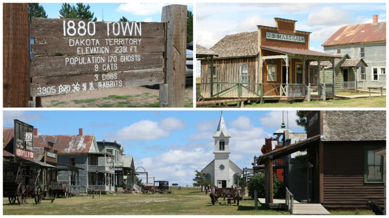 1880's Town