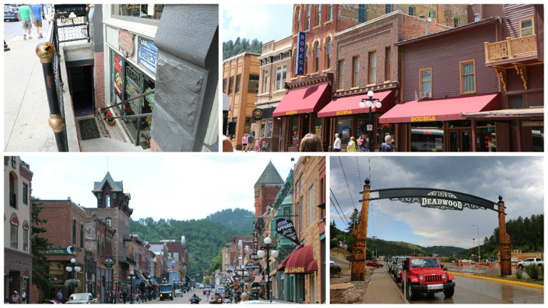 Town of Deadwood